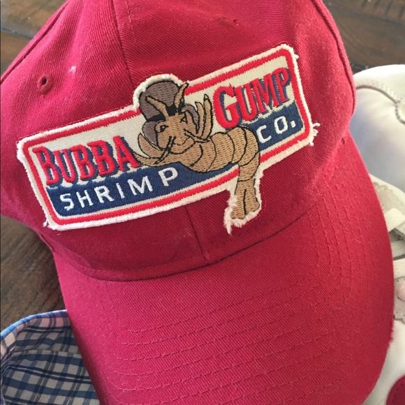 267774da71269 Bubba Gump Movie Hat Accessories